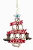 Item # 484016 - Merry Christmas Y'all Ornament