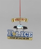 Item # 495515 - World's Best Police Officer Christmas Ornament