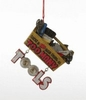 "Item # 495726 - 3.5"" Tool Box Christmas Ornament"