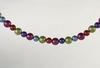 Item # 495777 - 6 Foot Long Multicolor Bead Garland