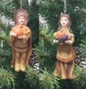 Item # 501182 - Resin Indian Christmas Ornament