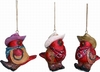 Item # 501371 - Cowboy Cardinal Christmas Ornament