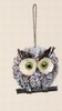 Item # 501418 - Large Winter Owl Ornament