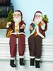Item # 501427 - Santa Shelf Sitter