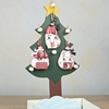 Item # 509109 - Florida State University Seminoles Snowman Ornament