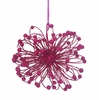 Item # 520004 - Fuchsia Atom Ornament