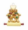 Item # 525119 - Gingerbread Couple Ornament