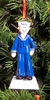 Item # 525122 - Male Navy Sailor Christmas Ornament