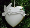 Item # 525126 - In Our Hearts Forever Ornament