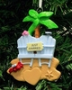 Item # 525151 - Just Married Ornament
