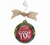 Item # 527028 - All I Want For Christmas Hunting Christmas Ornament