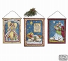 Item # 527037 - Canvas Religious Wall Hanging