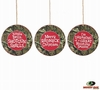 Item # 527051 - Mossy Oak Hunting Ornament