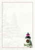 Item # 552009 - Lighthouse/Forest Christmas Cards