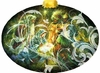 Item # 552098 - Holy Family Card Ornament