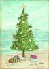 Item # 552111 - Nautical Tree Christmas Cards