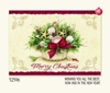 Item # 552127 - Shells In Basket Christmas Cards