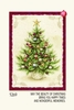 Item # 552133 - Beauty Of Christmas Tree Christmas Cards