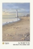 Item # 552150 - Lighthouse Beach Scene Christmas Cards