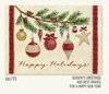 Item # 552155 - 7 Ornaments Christmas Cards