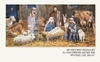 Item # 552200 - Nativity/Manger Christmas Cards