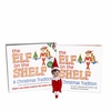 Item # 556004 - Elf On The Shelf Girl Elf & Book Set
