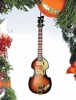 "Item # 560002 - 5"" PM Bass Guitar Ornament"