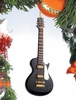 "Item # 560011 - 5"" Les Paul Electric Guitar Ornament"