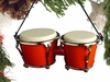 Item # 560050 - Red Bongo Drum Ornament