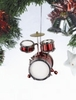 Item # 560051 - Red Junior Drum Set Ornament