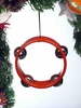 Item # 560085 - Tambourine Ornament