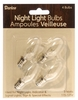 Item # 568167 - 5 Watt Nightlight Bulbs - 4 Piece Package