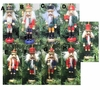 "Item # 568440 - 5"" Wood Nutcracker Ornament"