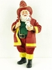 Item # 599038 - Fireman Santa Sit Around