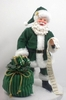 Item # 599043 - Irish Santa Sit Around
