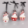 Item # 601207 - Resin Snowman Christmas Ornament
