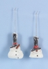 Item # 601394 - Melting Snowman Ornament