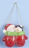 Item # 601448 - Snowman/Penguin Ornament