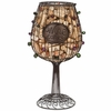 Item # 620065 - Jumbo Wine Glass Cork Cage Wall Hanging