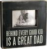 Item # 642052 - Great Dad Box Frame