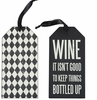 Item # 642094 - Bottled Up Bottle Tag