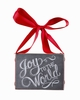 Item # 642107 - Joy To The World Chalk Sign