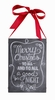 Item # 642118 - Merry Christmas Chalk Sign