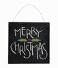 Item # 642123 - Merry Christmas Sign