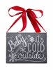 Item # 642170 - Baby It's Cold Chalk Sign