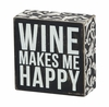 Item # 642222 - Wine Box Sign
