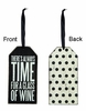 Item # 642227 - Always Time Bottle Tag