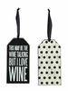 Item # 642296 - Wine Talking Bottle Tag