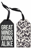 Item # 642303 - Drink Alike Bottle Tag
