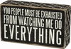 Item # 642326 - Do Everything Box Sign